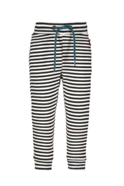 Bampidano baby boys slim fit trousers stripe