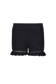 Flo girls crepe ruffle short