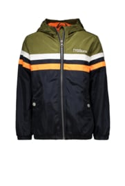 Tygo & Vito jacket colour block