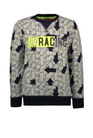 T&V sweater AOP racing