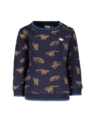 Flo baby boys sweater animal