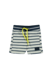 Bampidano baby boys sweat shorts stripe