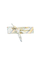 TNC hairband with square dot