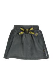 Moodstreet Skirt crincle velours
