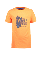Tygo & Vito neon t-shirt SURF CLUB