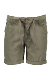 Flo baby boys army garment dye pants