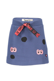 Moodstreet Skirt AOP dots
