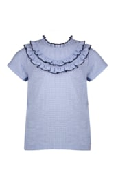 Nono blouse with fancy frill details