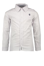 Le chic garcon shirt all-over summer breeze