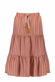 Nono NaelB maxi skirt AOP stripe