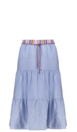 Nono Nael maxi woven skirt