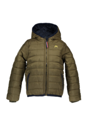 Moodstreet Short hooded coat boys