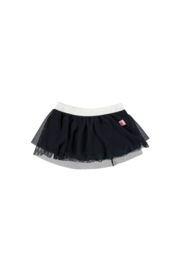 Bampidano baby girls skirt netting