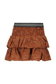 FLo girls woven smock skirt