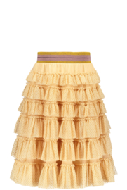 Flo girls mesh maxi petticoat
