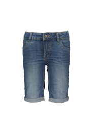 T&v stretch denim short l.used