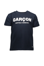 LCG Baby t-shirt garcon charming boys blue