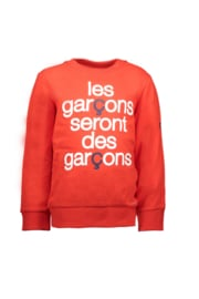 LCG sweater placement les garcons