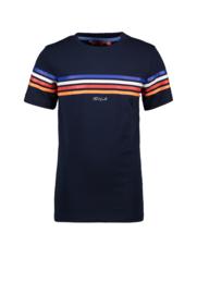 Tygo & vito t-shirt printed stripes