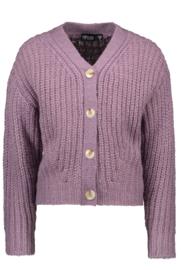 Flo girls rib knit cardigan