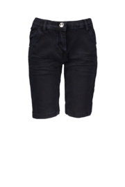 Le chic garcon shorts classic twill blue