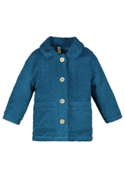 TNC teddy jacket with patched pockets