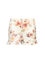 Like flo girls denim short  flower