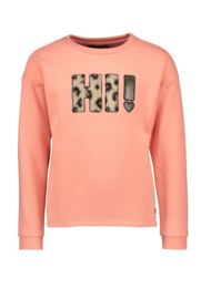 Flo girls sweater old pink