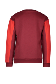 Flo boys colourblock sweater