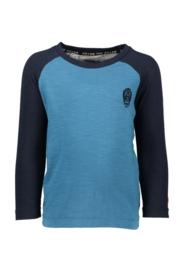Moodstreet T-shirt LS backprint