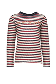 Nono kus fancy striped t-shirt