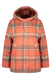 Nono babras classic wooly hooded jacket