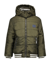 LCEE baby bomber solid colour