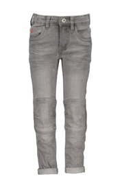 Tygo & Vito skinny jeans, old kneepatches grey