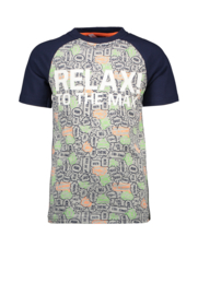 T&V t-shirt AOP relax to the MAX