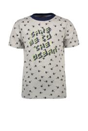 Tygo & Vito t-shirt AO palmtree