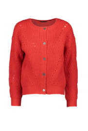 Nono kate heavy knitted cardigan