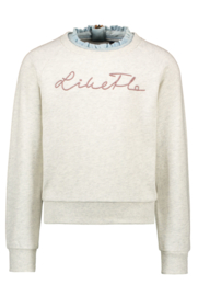 Like flo sweater with turleneck detail