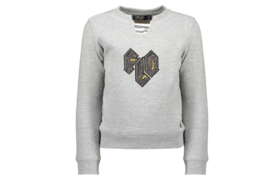 Flo Girls melee sweater