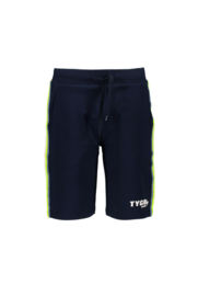 Tygo & Vito jog short striped tape