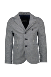 Le chic garcon blazer coloured stripe
