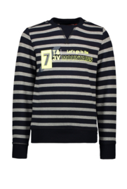 Tygo & vito sweater stripe MOUNTAINS