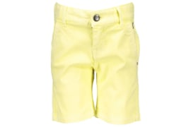 LCEE bermuda solid colour yellow