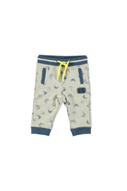 Bampidano baby boys sweat trousers allover print