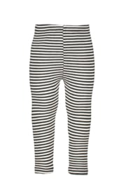 Bampidano baby girls legging coco anthra stripe