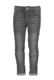 Tygo & Vito jeans skinny patches, grey denim