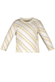TNC long sleeve t-shirt with square dot