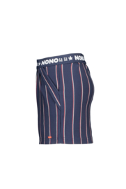 Nono NodyB short striped skirt