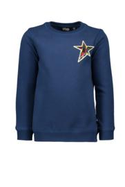 Flo boys sweater blue
