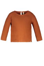 TNC structure cotton blouse